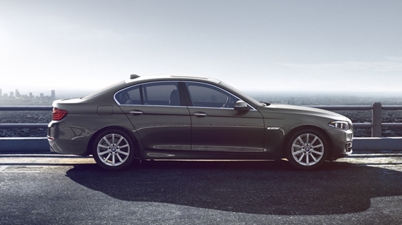 BMW 5er Visualizer